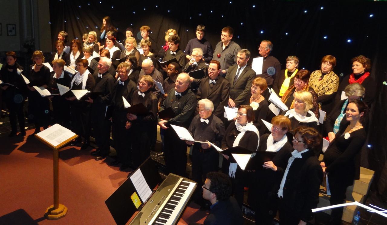 La Chantoire et la chorale d'Yvoir