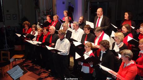 Concert de Noël 2012 à Yvoir