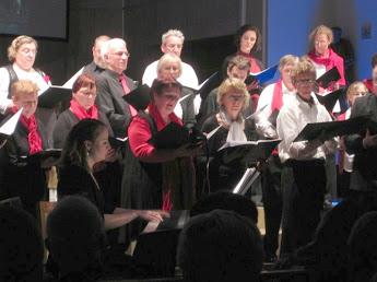 Concert de Noël à Yvoir 2012
