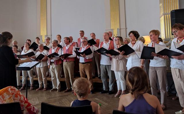 La Chantoire au théâtre de Namur