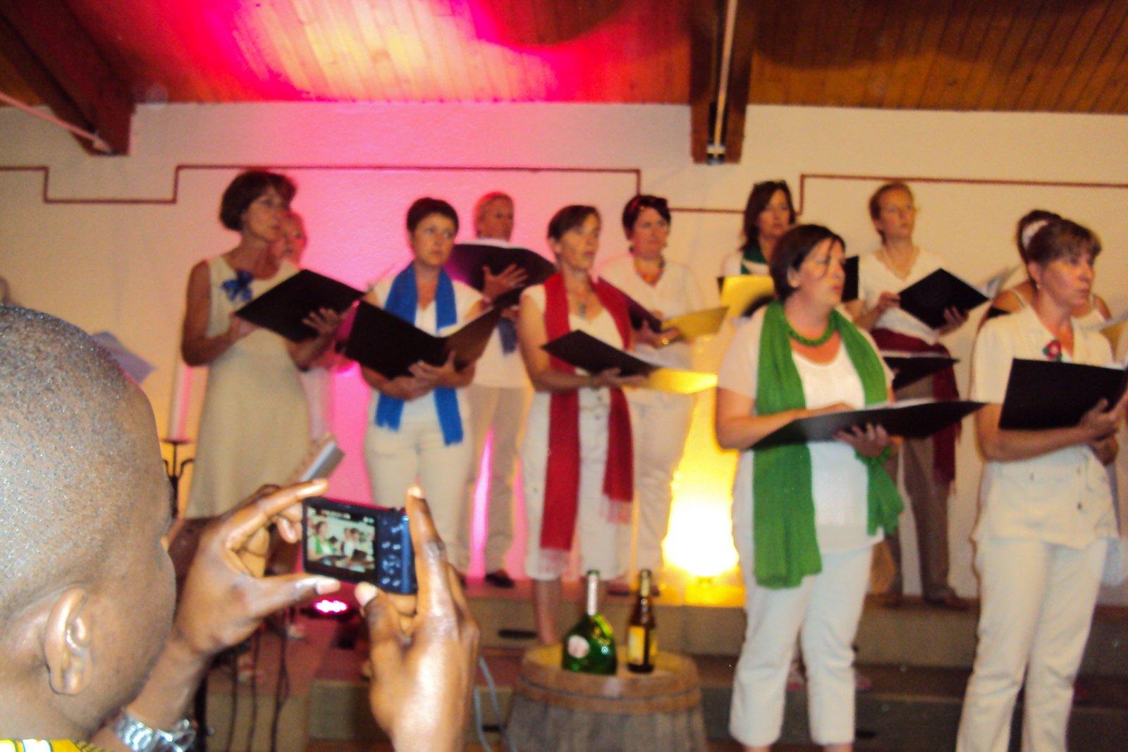 Concert pour les Népalais